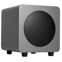 "Kanto Living sub6 100W 6"" Active Subwoofer - Matte Gray"