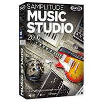 Magix Entertainment Music Studio 2016