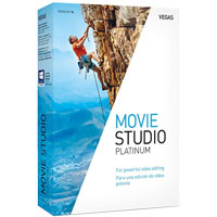 Magix Entertainment VEGAS Movie Studio 14 Platinum