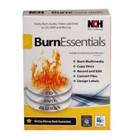 NCH Software Burn Essentials Suite
