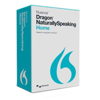 Nuance Dragon NaturallySpeaking Home v13