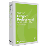 Nuance Dragon Professional Individual for Mac v6