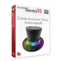 Muvee Reveal 11 Video Editing Software 2014