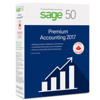 Sage Software 50 Premium 2017 - 2 Users