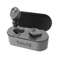 Tzumi ProBuds Totally Wireless Earbuds - Black