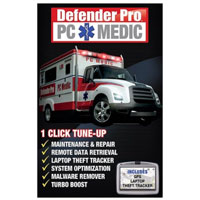 Bling Defender Pro PC Medic