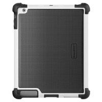 Ballistic Tough Jacket Series Case - Black/White