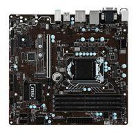 MSI B250M PRO-VDH LGA 1151 mATX Intel Motherboard