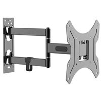 """Inland PSW731S Full Motion Wall Mount for TVs 14"""" - 42"""""""