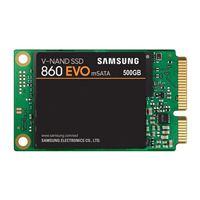Samsung 860 EVO 500GB MLC V-NAND SATA III 6Gb/s mSATA Internal Solid State Drive