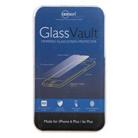 Acesori GlassVault Tempered-Glass Screen Protector for iPhone 6/6s Plus