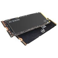 Intel 760p 512GB TLC 3D NAND PCIe NVMe 3.1 x4 M.2 2280 Internal Solid State Drive