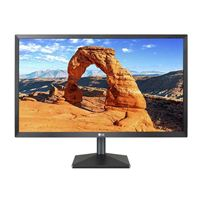 "LG 24MK430H-B 23.8"" Full HD 75Hz VGA HDMI FreeSync LED Monitor"