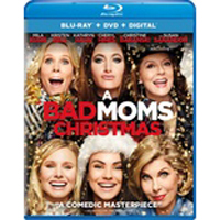 Universal A Bad Moms Christmas Blu-ray