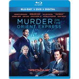 20th Century Fox Murder on the Orient Express BLU-RAY
