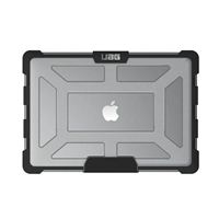 "Urban Armor Gear Plasma Case for MacBook Pro 15"" with Touch Bar - Ice/Black"