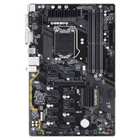 Gigabyte GA-B250-FinTech LGA 1151 mATX Intel Motherboard