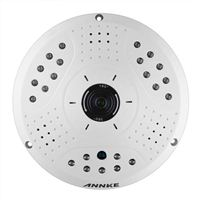 Annke 360 Degree Panoramic Range Security Camera