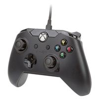 JVC PDP Wired Controller for Xbox One and PC - Black