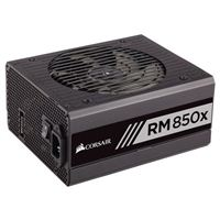 Corsair RM850x 850 Watt 80 Plus Gold ATX Modular Power Supply 2018