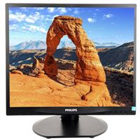 "Philips 19B4QCB5 19"" SXGA 60Hz VGA DVI LED Monitor"