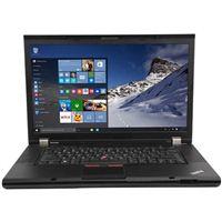 "Lenovo ThinkPad T530 15.6"" Laptop Computer Refurbished - Black"