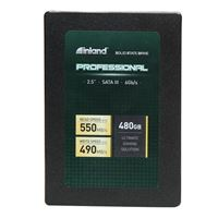 Photo - Inland Professional 480GB 3D TLC NAND SATA III 6Gb/s 2.5 Internal Solid State Drive...