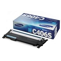 Samsung CLT-C406S Cyan Laser Toner