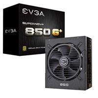 EVGA SuperNOVA 850 G1+ 850 Watt 80 Plus Gold ATX Modular Power Supply