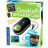 Thames And Kosmos Geeker Speaker Lab