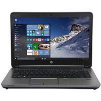 "HP ProBook 640 G1 14"" Laptop Computer Refurbished - Black"