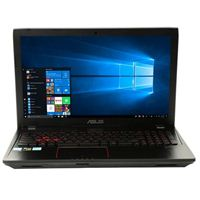 "ASUS FX53VE-MS74 15.6"" Gaming Laptop Computer Refurbished - Black Metal"