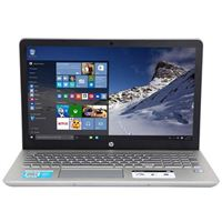 "HP Pavilion 15-cc665cl 15.6"" Laptop Computer Refurbished - Silver"