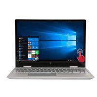 HP ENVY x360 Convertible 15-bp108ca 2-in-1 Laptop Computer Refurbished - Silver