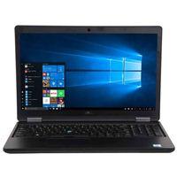 """Dell Latitude E5550 15.6"""" Laptop Computer Refurbished - Black"""
