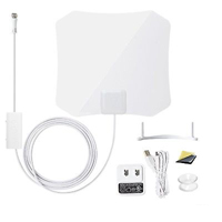 Antop Amplified Indoor Digital HDTV Antenna - 30/45 Miles