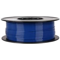 Inland 1.75mm Blue PETG 3D Printer Filament - 1kg Spool (2.2 lbs)