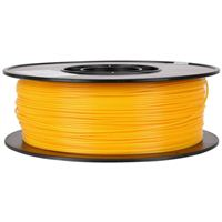 Inland 1.75mm Yellow PETG 3D Printer Filament - 1kg Spool (2.2 lbs)