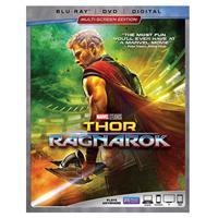Disney Thor: Ragnarok BLU-RAY