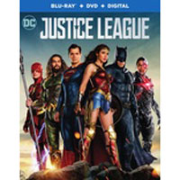 Warner / New Line Justice League - BLU-RAY
