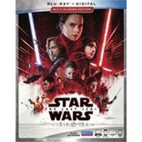 Disney Star Wars: The Last Jedi BLU-RAY