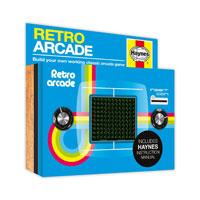 Haynes Publishing Retro Arcade Kit