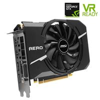 MSI Aero ITX GeForce GTX 1070 Overclocked Single-Fan 8GB GDDR5 PCIe Video Card