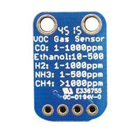 Adafruit Industries MiCS5524 CO Alcohol and VOC Gas Sensor Breakout