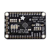 Adafruit Industries IS31FL3731 16x9 Charlieplexed PWM LED Matrix Driver