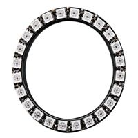 Adafruit Industries NeoPixel Ring - 24 x 5050 RGB LED with Integrated Drivers