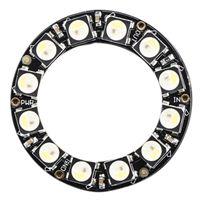 Adafruit Industries NeoPixel Ring 12 x 5050 RGBW LEDs - Cool White