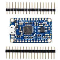 Adafruit Industries Audio FX WAV/OGG 2MB Flash Trigger Mini Sound Board