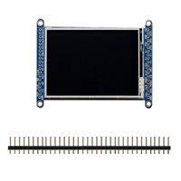 """Adafruit Industries ILI9341 2.8"""" TFT LCD with Touchscreen Breakout Board w/MicroSD Socket"""