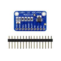 Adafruit Industries ADS1115 16-Bit ADC - 4 Channel with Programmable Gain Amplifier